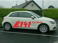 2011 Audi A1 1.6Tdi Sport, Full History in White!!