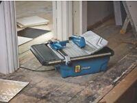 Erbauer Tile Cutter 750w