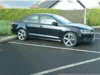 2012 Vw Jetta 1.6tdi One Owner Uk Company Car, £20 to Tax