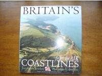 Britain's Coastlines from the Air. Text by: Jane Struthers. Photographs by:- Aerofilms - hardback