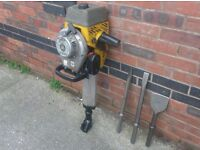 2 STROKE PETROL BREAKER HIRE AVAILABLE IN LIVERPOOL & SURROUNDING AREAS