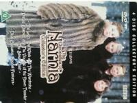 Dvd's chronicles of narnia 4 discs