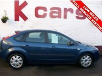 £26 per week LOW MILES 2007 FORD FOCUS 1.6 LX 2 OWNERS FULL HISTORY