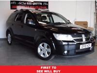 DODGE JOURNEY 2.0 CRD SXT 5d 138 BHP (black) 2010