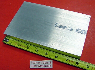 1 X 5 Aluminum 6061 Flat Bar 8 Long Solid T6511 1.00 Plate New Mill Stock
