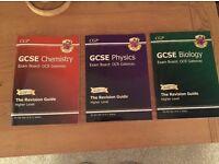 OCR GCSE Science Books