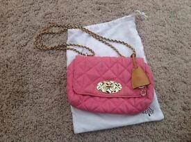 GENUINE MULBERRY LILY SPECIAL EDITION QUILTED