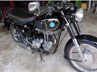 1960 AJS 16MS RESTORED 2013&READY TO RIDE OR SHOW