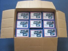 Box of 70 Flashing Light Up Union Jacks Job Lot Bulk Sell Resale