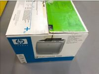 HP Color Laser Jet 1600 colour laser printer NEW