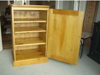 Solid Pine Media / Entertainment Cupboard