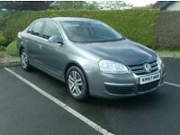 2007 Vw Jetta 1.9Tdi Se, Full Service history, just in from the uk