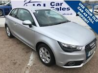 AUDI A1 1.2 TFSI SE 3d 84 BHP A GREAT EXAMPLE INSIDE AND OUT (silver) 2011