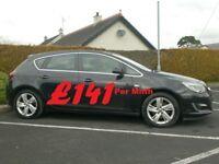 2015 Vauxhall Astra 1.7Cdti Sri, £30 tax.