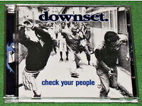 Downset - Check Your People (CD 2000 Album)!!!