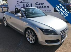 AUDI TT 2.0 TFSI 2d 200 BHP A GREAT EXAMPLE INSIDE AND OUT (silver) 2008