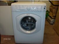 Hotpoint Aquarius (WML520) White Washing Machine