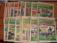 COLLECTION VINTAGE 1970's COMICS