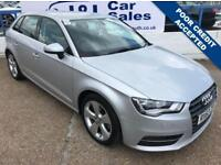 AUDI A3 2.0 TDI SPORT 5d 148 BHP A GREAT EXAMPLE INSIDE AND OUT (silver) 2013