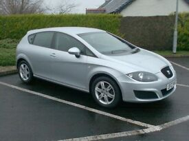 2009 Seat Leon 1.9Tdi Ecomotive, Facelift Model