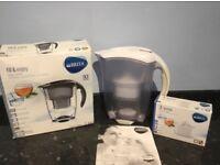 Brita White water filter, Model Elemaris 2.4L, in excellent condition!!