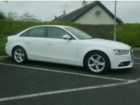 2014 Audi A4 2.0Tdi Se, One owner, full history, in white