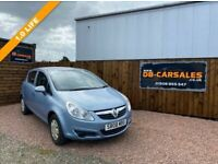 2008 08 VAUXHALL CORSA 1.0 LIFE 5d 60 BHP***GUARANTEED FINANCE***PART EX WELCOME***