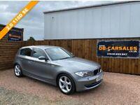 2009 59 BMW 1 SERIES 2.0 118D SE 5d 141 BHP***GUARANTEED FINANCE***PART EX WELCOME***