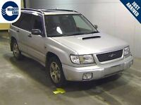 1998 Subaru Forester Turbo 4WD 56K's NO ACCDNT 1 YR WRNT Vancouver Greater Vancouver Area Preview