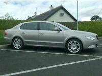 2009 Skoda Superb 170bhp Elegance, top spec with Dsg