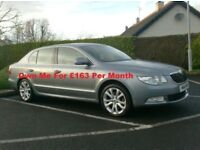 2012 Skoda Superb 2.0Tdi Se 4x4 One Owner , Low Miles.