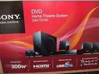 SONY SURROUND SOUND SYSTEM NO DVD PLAYER