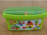 lego duplo green box