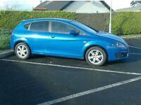 2010 Seat Leon 1.6Tdi Se Ecomotive, Free Tax, fully Loaded