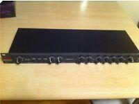 DBX 286 mic preamp