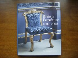 British Furniture 1600 –2000 HARDBACK Authors: Mayer, Edwards, Rosoman, Barrington, Claxton Stevens