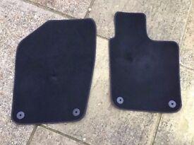 Genuine VW Polo 2014 onwards luxury car mats