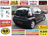 2008 Peugeot 107 1.0 12v Urban Move 5dr *** FULL 1 YEAR MOT*** FULL SERVICE HISTORY ! CORSA VW POLO