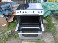 belling cooker no longer needed £25