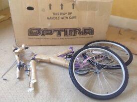 Optima panache ladies MTB bike