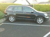 07 Honda CR-V 2.2cdti Se, Great 4x4 just in from uk, 17inch alloys