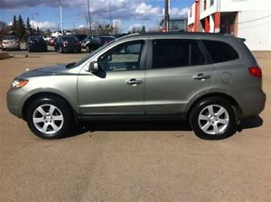 2008 Hyundai Santa Fe Limited/Leather/Sunroof/Loaded
