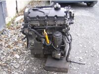 1.9 TDi Engine Complete With Injectors And Pump