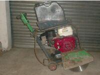 FLOOR SAW (Honda Petrol Engine)