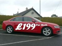 2013 Audi A4 2.0Tdi Technic, Only 31k, Full History.
