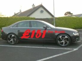2012 Audi A4 2.0Tdi Se, £30 to tax, mint car, Finance available
