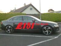 2012 Audi A4 2.0Tdi Se, £30 to tax, mint car, Finance available
