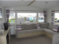 Stylish and Brand New Static Sited Caravan, Near Pendine, West Wales