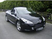 2008 Peugeot 307cc 2.0 HDi Sport Two Owner Diesel Convertible