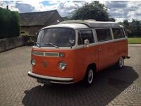 VW Campervan 1979 Danbury Pop Top